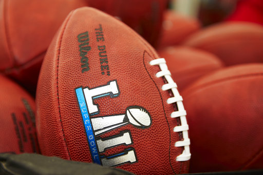 Super Bowl Footballs_508977