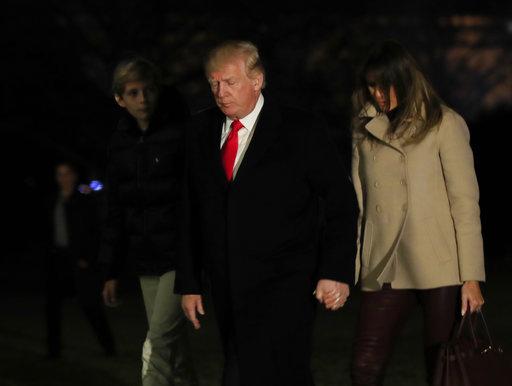 Donald Trump, Melania Trump, Barron Trump_497927