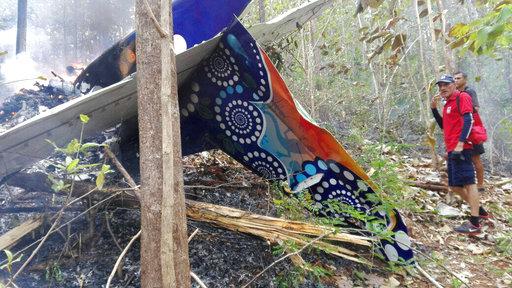 Costa Rica Plane Crash_497677