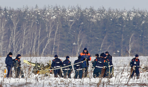 Russia Plane Crash_519103
