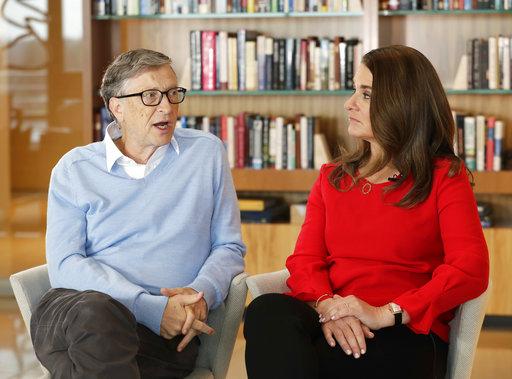 Bill Gates, Melinda Gates_520045