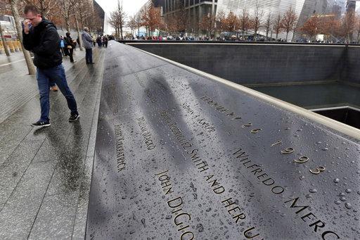 World Trade Center Bombing Anniversary_527523