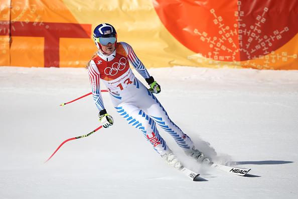 Alpine Skiing – Winter Olympics Day 13_525402