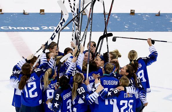 Ice Hockey – Winter Olympics Day 13_525558