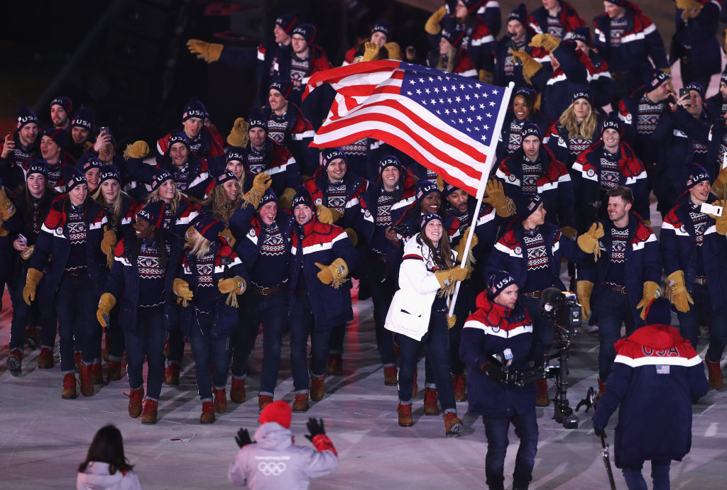 2018 Winter Olympic Games – Opening Ceremony_517771