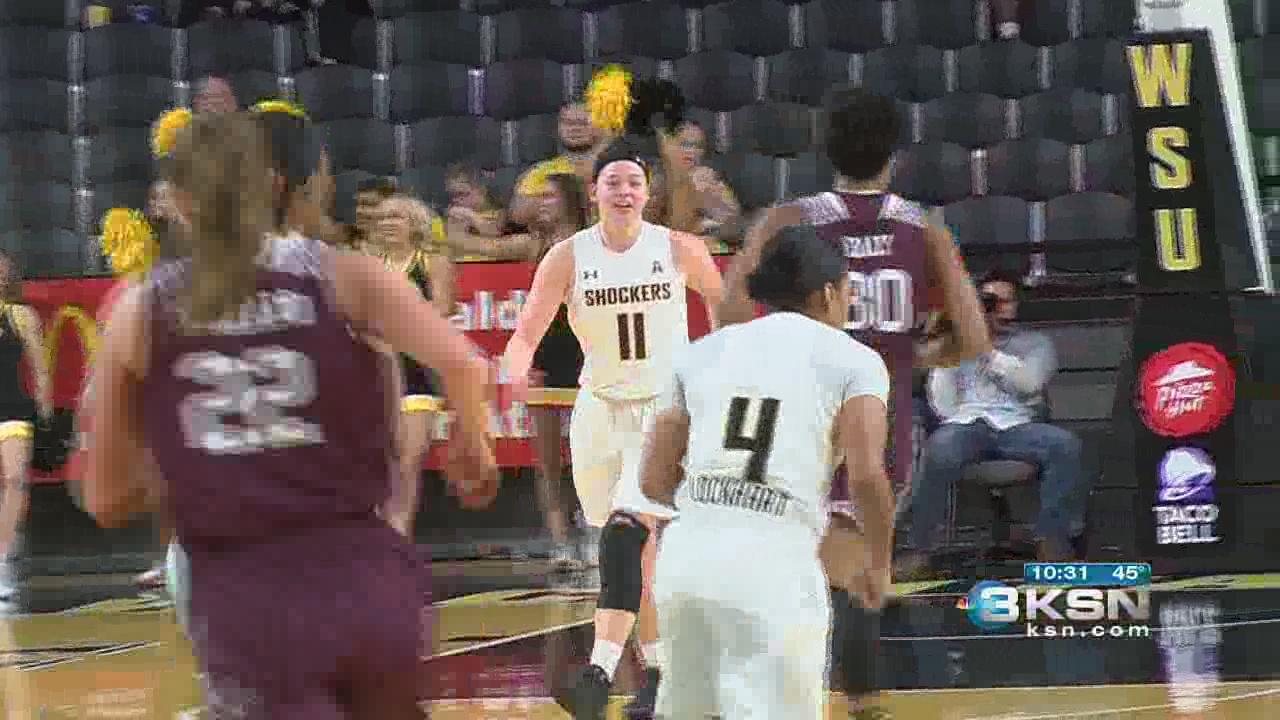 Wichita State Women's Basketball_484578