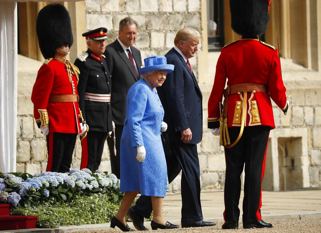 Britain Trump Visit_1531502285908