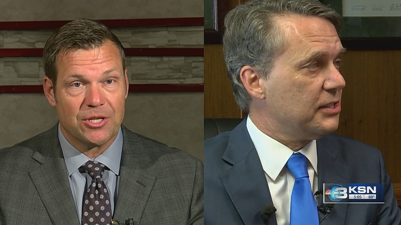 Kobach and Colyer