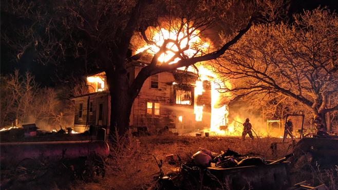 Structure Fire Courtesy Barton County Sheriff_1549910064781.jpg.jpg