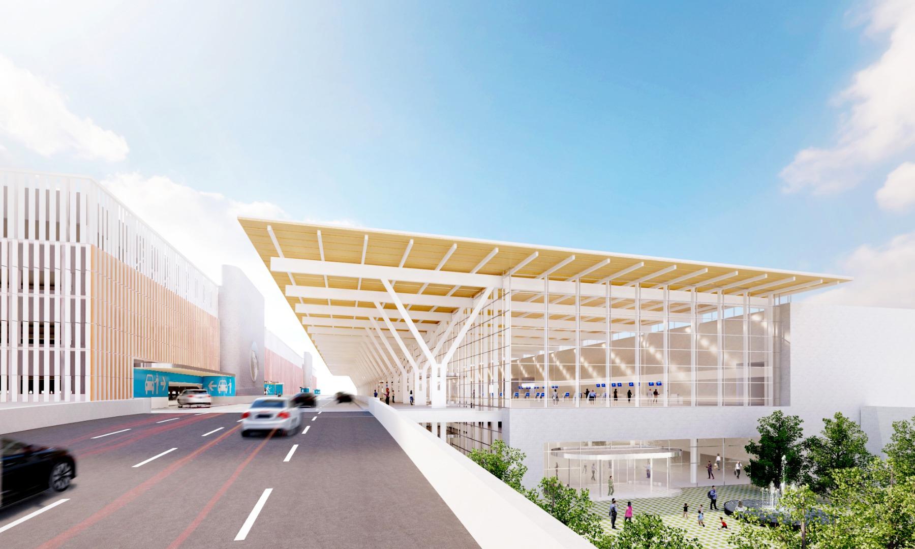 New Kansas City Airport Step Closer To Construction