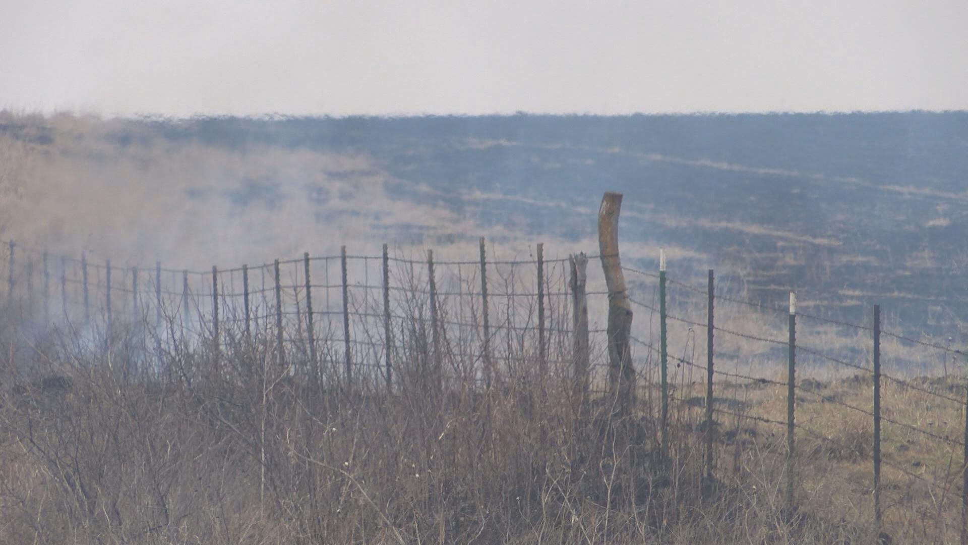 Flint Hills Burning