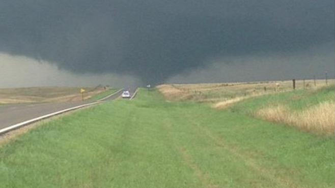 Tornado (Courtesy Matt Unruh)