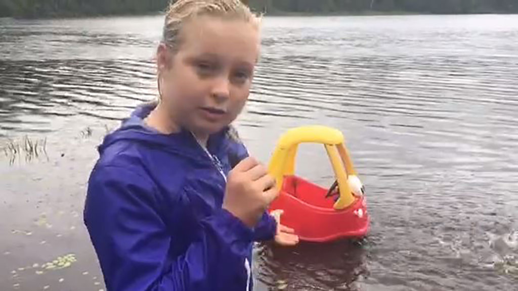 Hurricane Dorian makes landfall along North Carolina coast