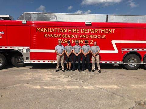 Wichita and Kansas crews deploying to Florida to respond to