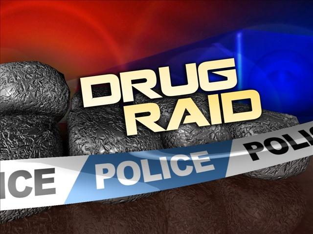 DRUG RAID_145967
