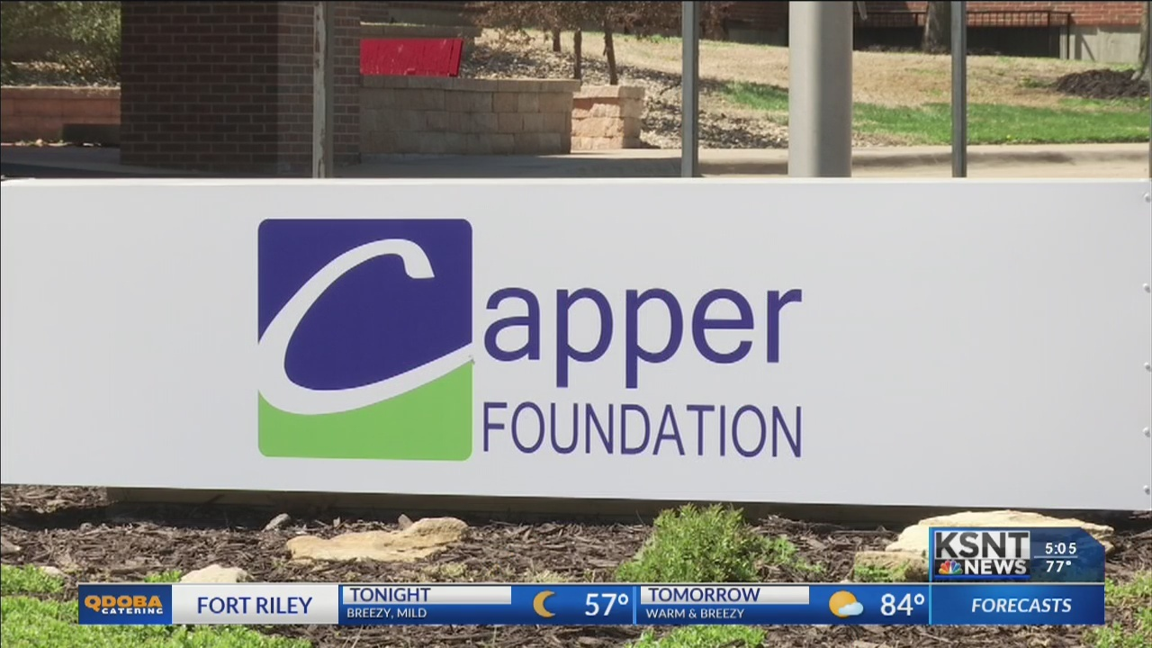 Capper Foundation celebrating name change with ice cream social