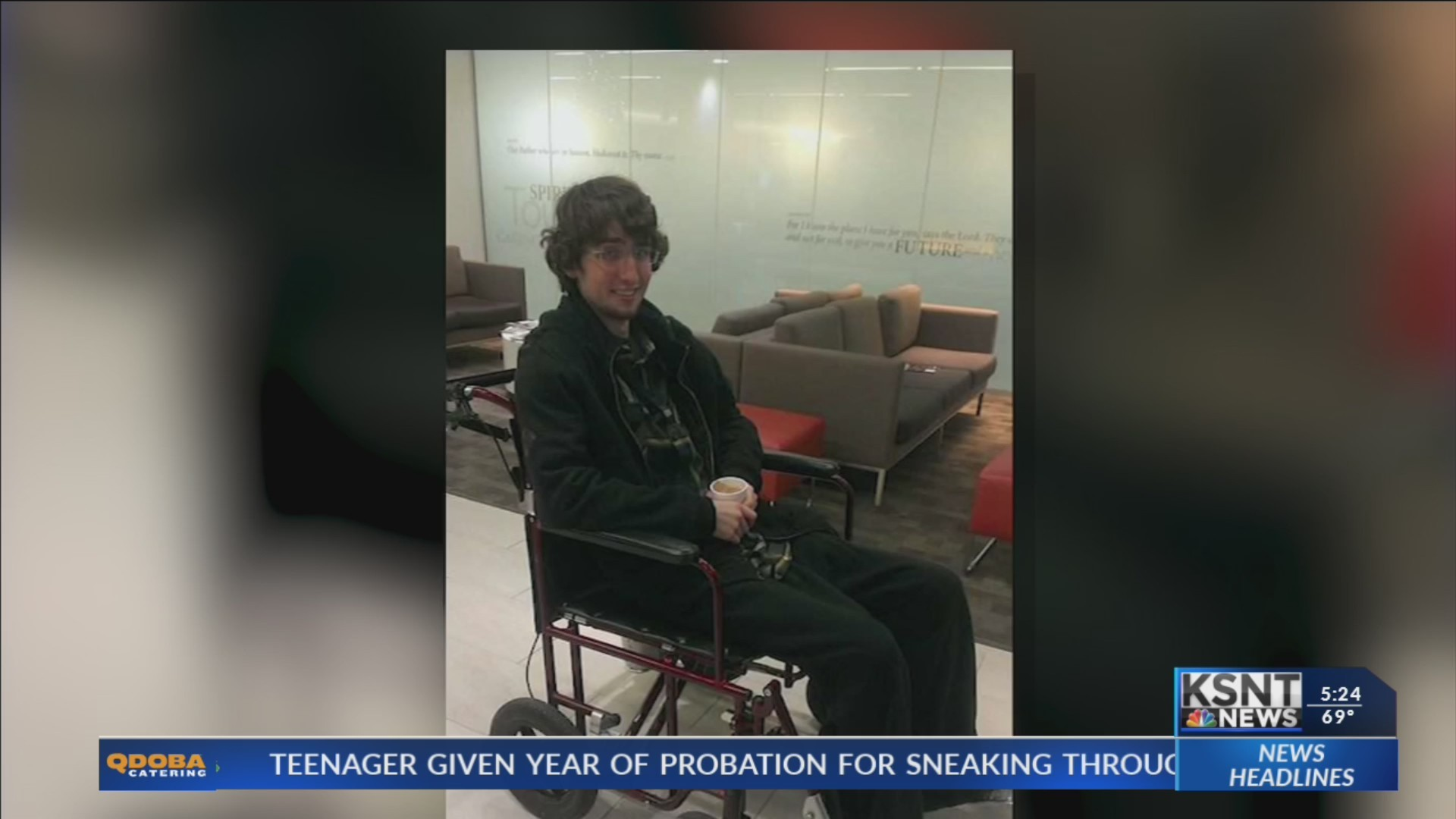 KSNT News employee, cancer survivor relates to St. Jude patients