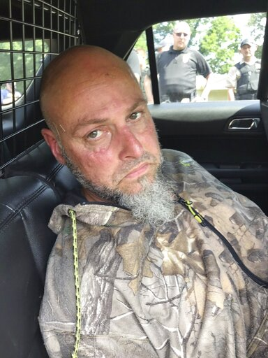 Escaped Tennessee inmate captured after 5-day manhunt | KSNT News