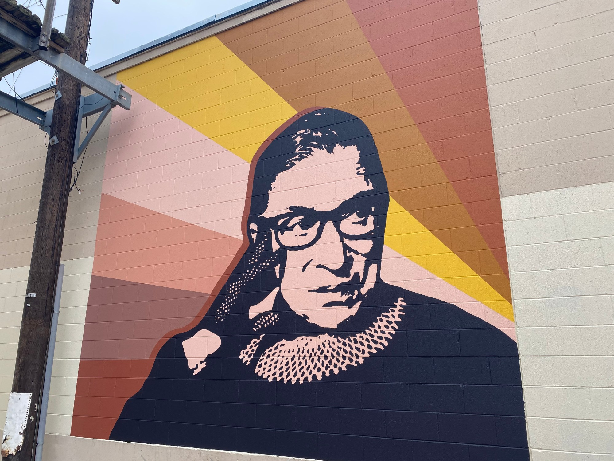 RBG Mural Manhattan