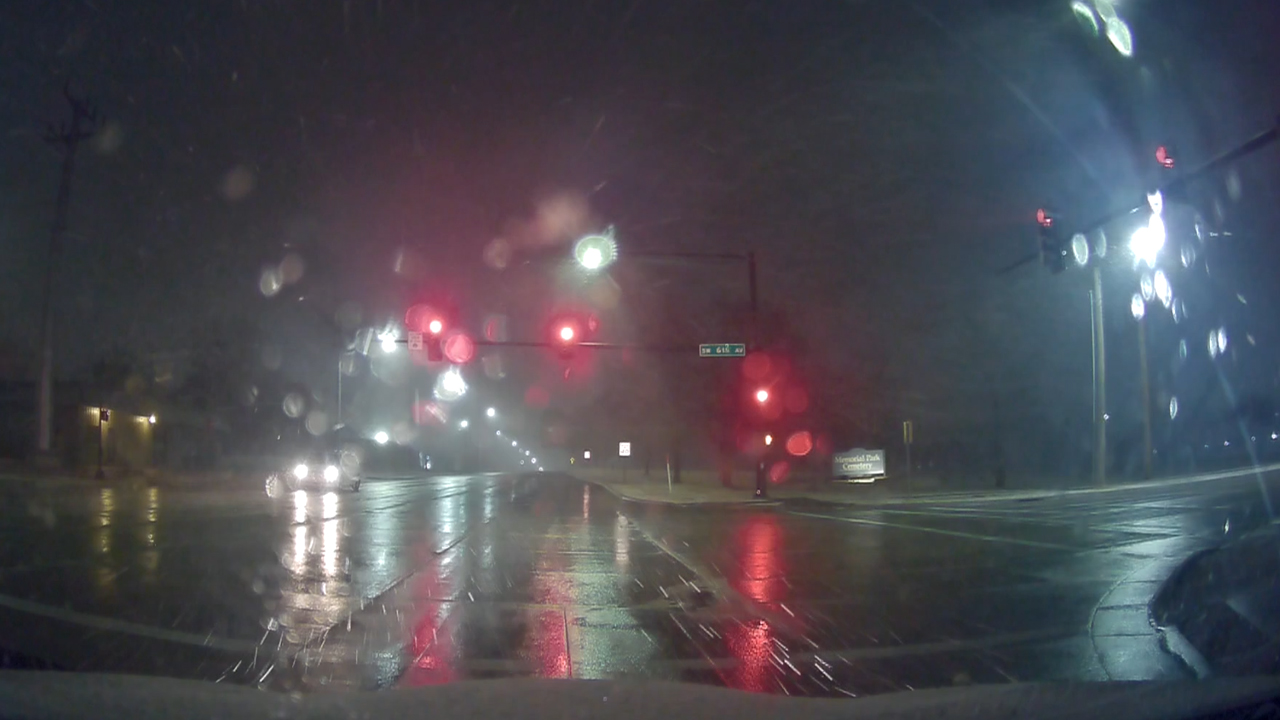 Topeka police implement walk-in accident reporting due to winter weather