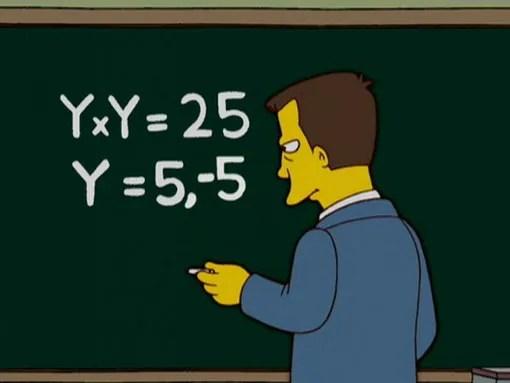 The Simpsons (Bron plaat