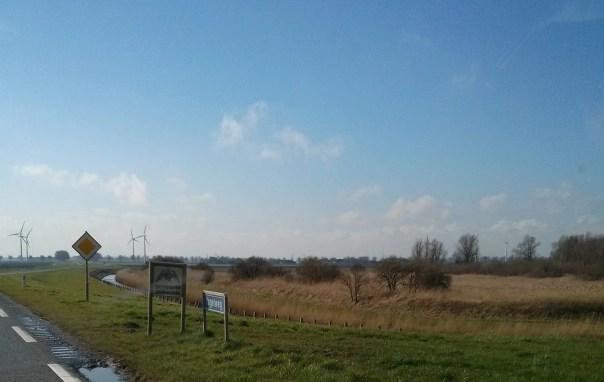 Vogelweg, over Knardijk