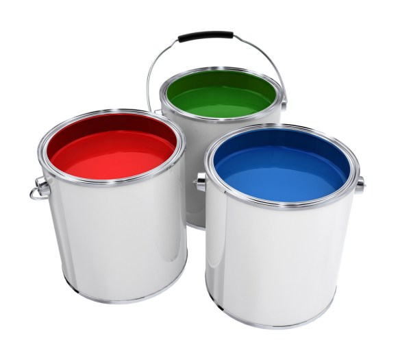 Paint Can Logo
