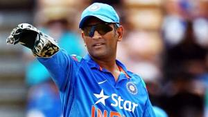 Dhoni named captain of Wisden's all-time India Test XI