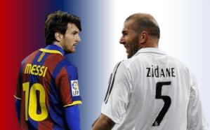 Barca to miss injured Messi: Zidane
