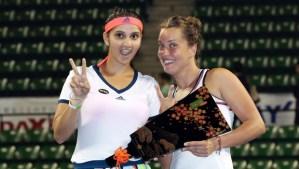 Sania Mirza-Barbora Strycova win Pan Pacific Open