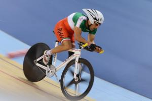 Iranian Para-cyclist dies after crash