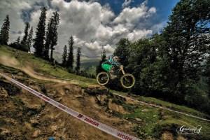 Hero MTB Himalaya: Andreas Seewald holds slim lead after three days