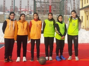 Women's Basketball league begins in Srinagar