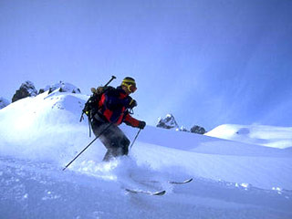 Ski Mountaineering . File Pic /Facebook