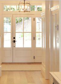"COTTAGE STYLE 4 LITE ENTRY DOOR 36"" x 80"" EX-1344 - KSR ..."