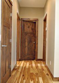 KNOTTY ALDER 3-PANEL CRAFTSMAN STYLE INTERIOR DOOR IN-1010 ...