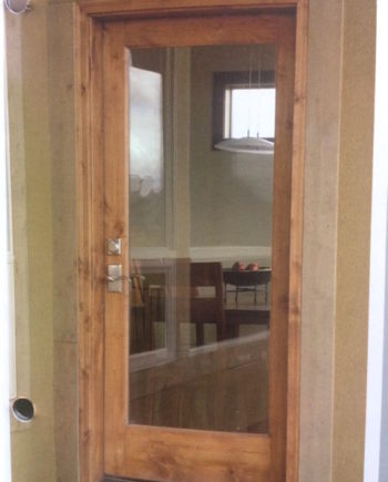PREHUNG KNOTTY ALDER INTERIOR DOORS ARCH TOP RAISED