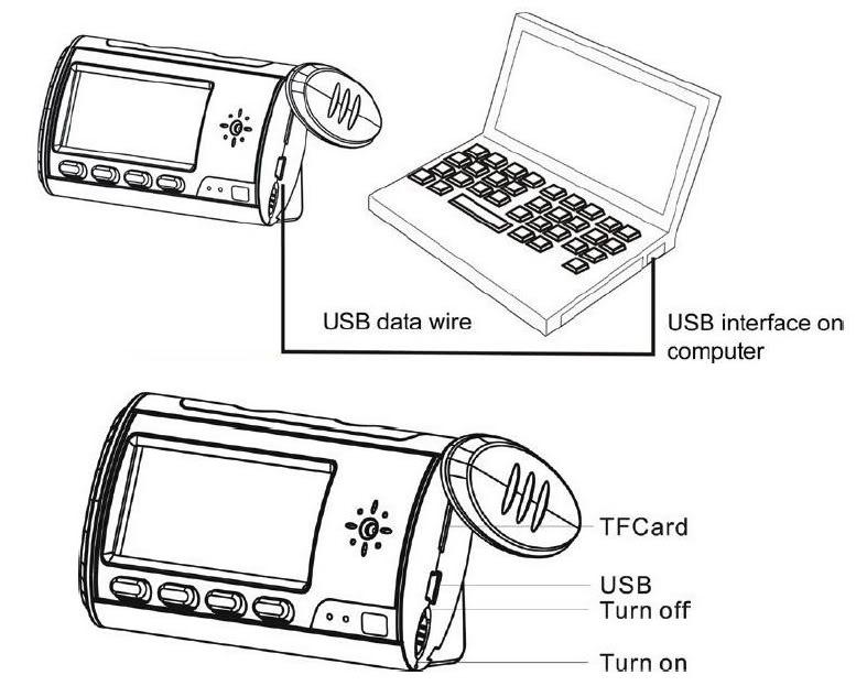 Spy Clock Camera DVR Hidden Cam Camcorder Remote Motion
