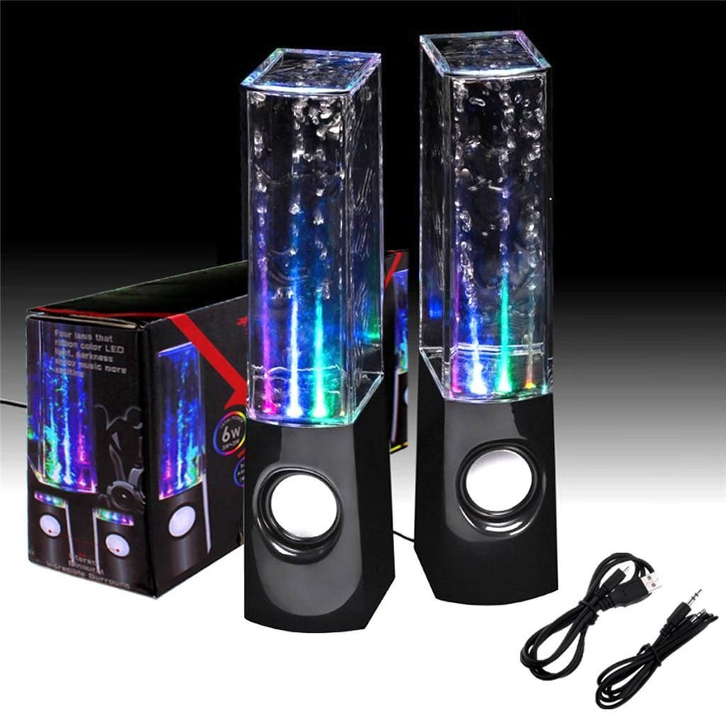 Latest Brand New Sealed Top Quality Water LED Music