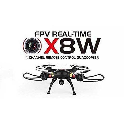 Syma X8W Explorers Drone WiFi FPV RC Quadcopter 4CH 6-Axis