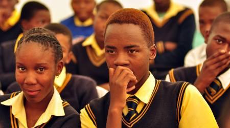 Kagiso Shanduka Trust (KST), South African high school pupils, students