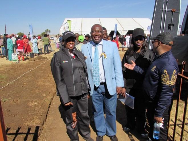 2018: KST Fezile Dabi Mandela Day