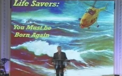 Life Savers: You Must Be Born Again