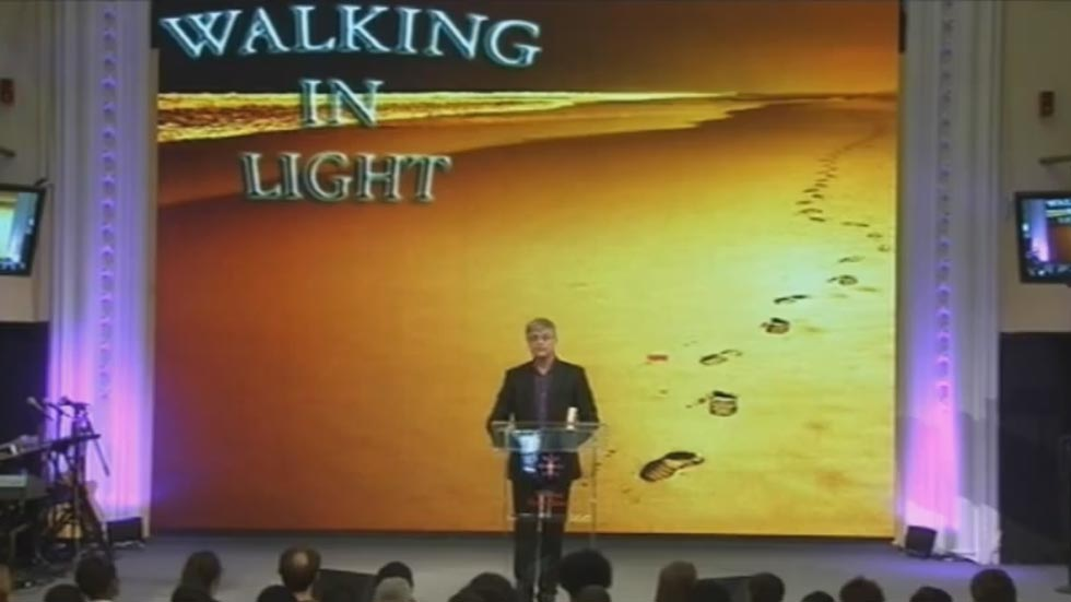 Walking in Light
