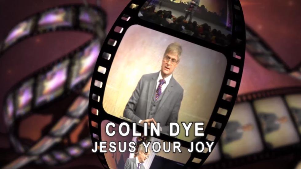 Jesus your Joy
