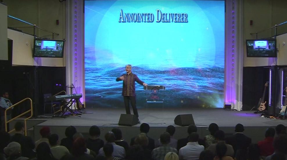 Anointed Deliverer