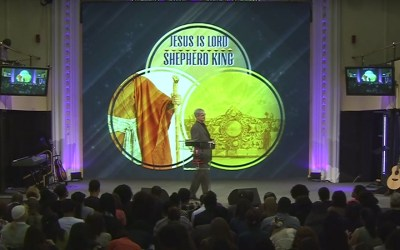 The Shepherd King