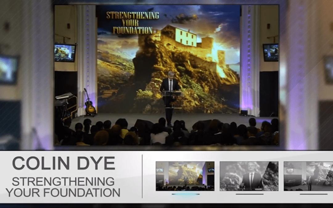 Strengthening Your Foundation