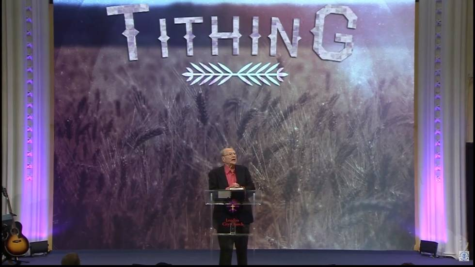 The Gift of Tithing