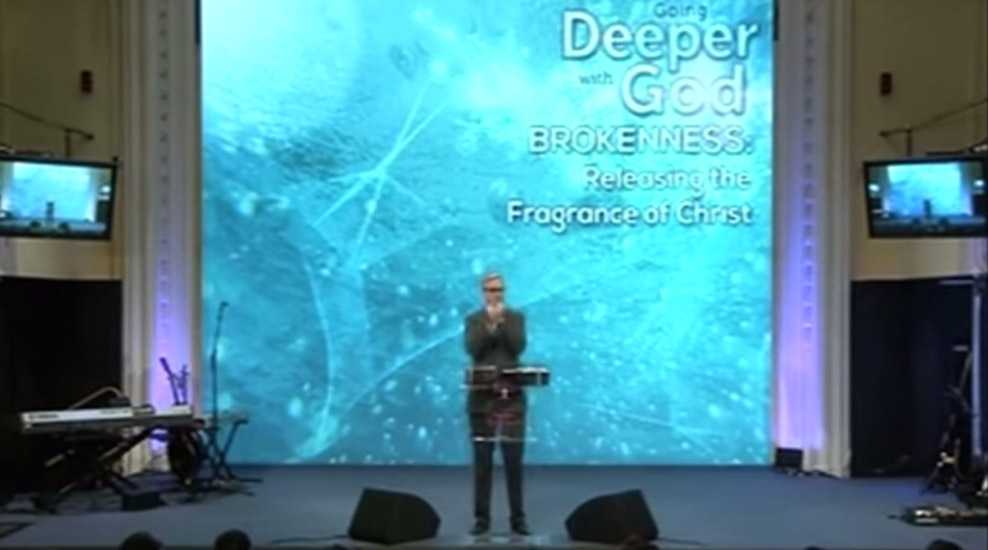 Brokenness: Releasing the Fragrance of Christ